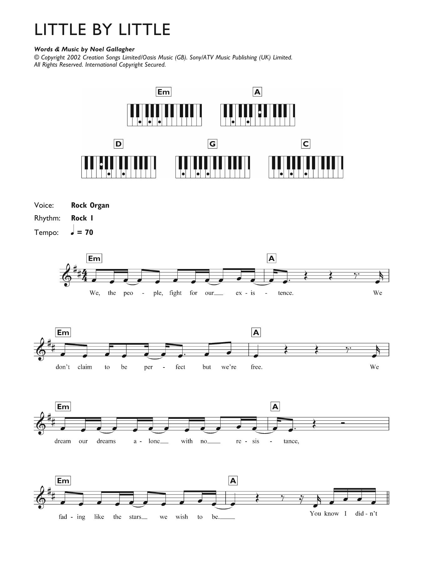 Sheet Music Digital Files To Print Licensed Oasis Digital Sheet Music