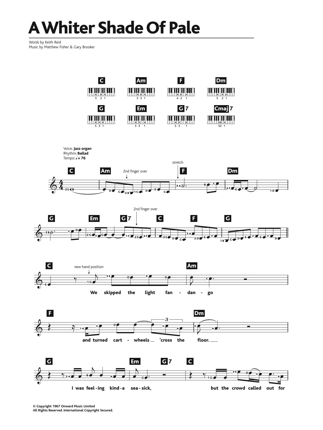 Sheet music digital files to print licensed matthew fisher sheet music digital by merriam music hexwebz Choice Image