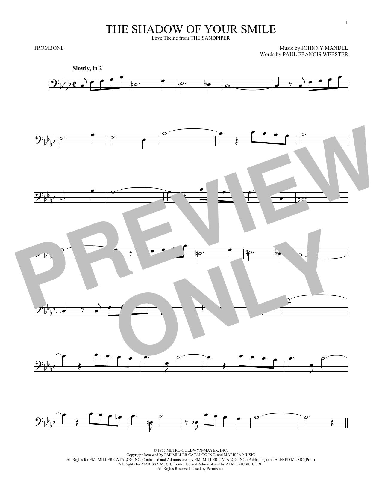 Sheet Music Digital Files To Print Licensed Johnny Mandel Digital
