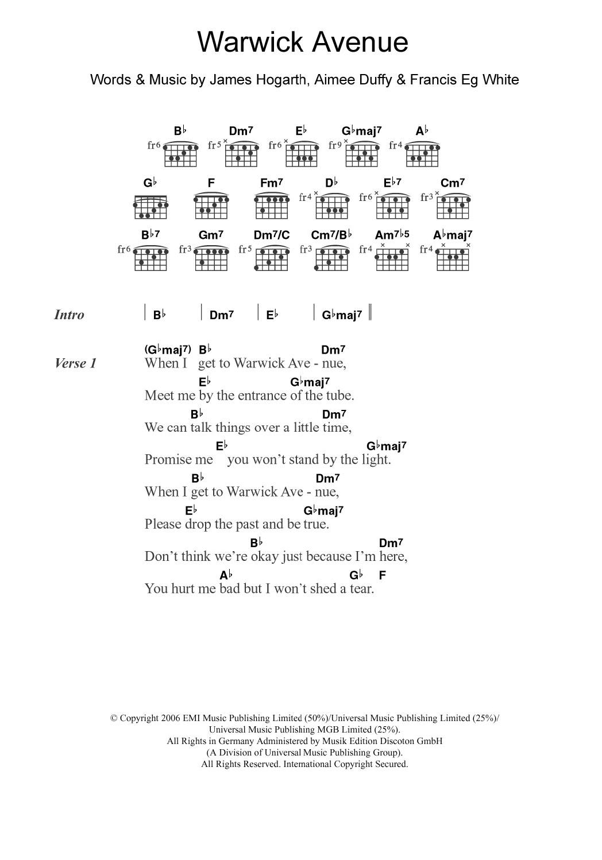 Sheet Music Digital Files To Print Licensed Francis Eg White