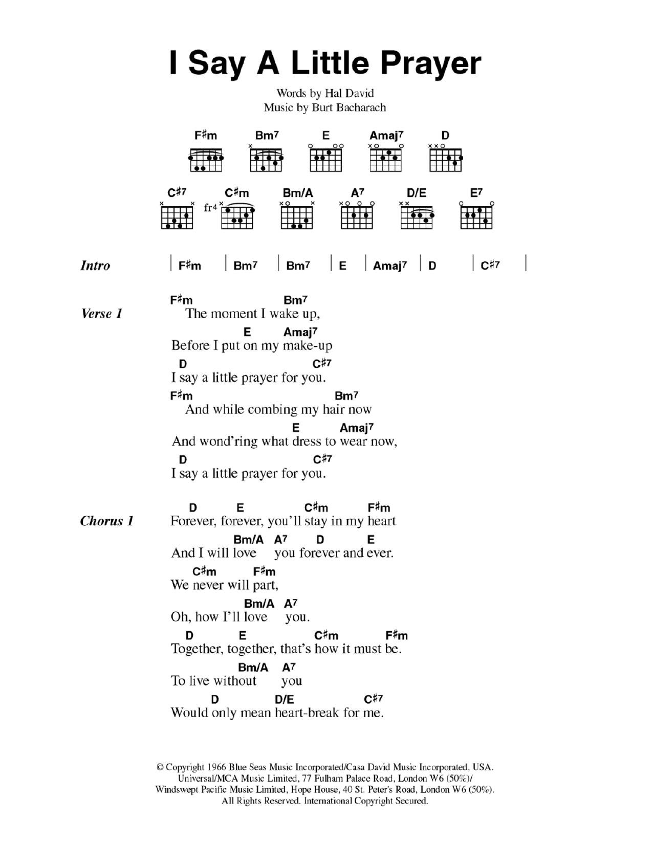 Sheet music digital files to print licensed guitar chordslyrics sheet music digital by merriam music hexwebz Images