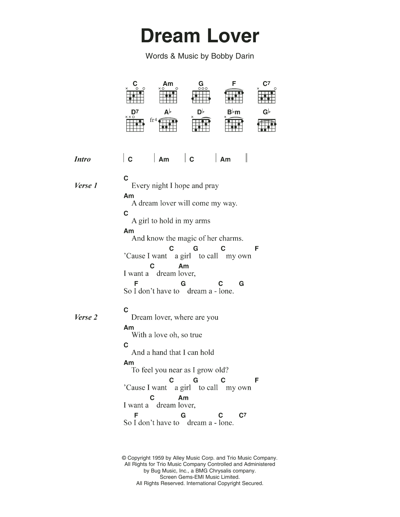 Fine Goodbye My Lover Chords Ornament Beginner Guitar Piano Chords