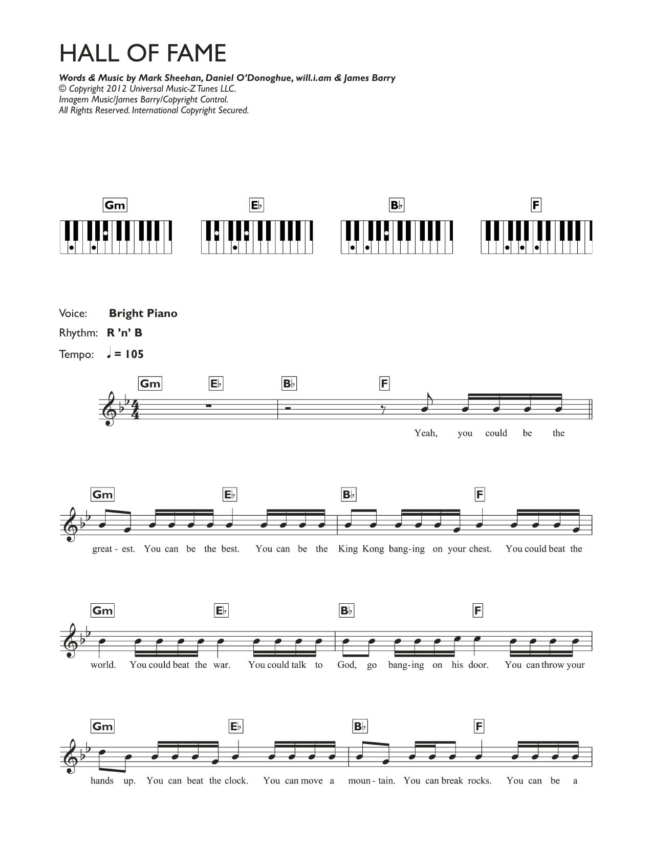 Sheet Music Digital Files To Print Licensed Daniel Odonoghue