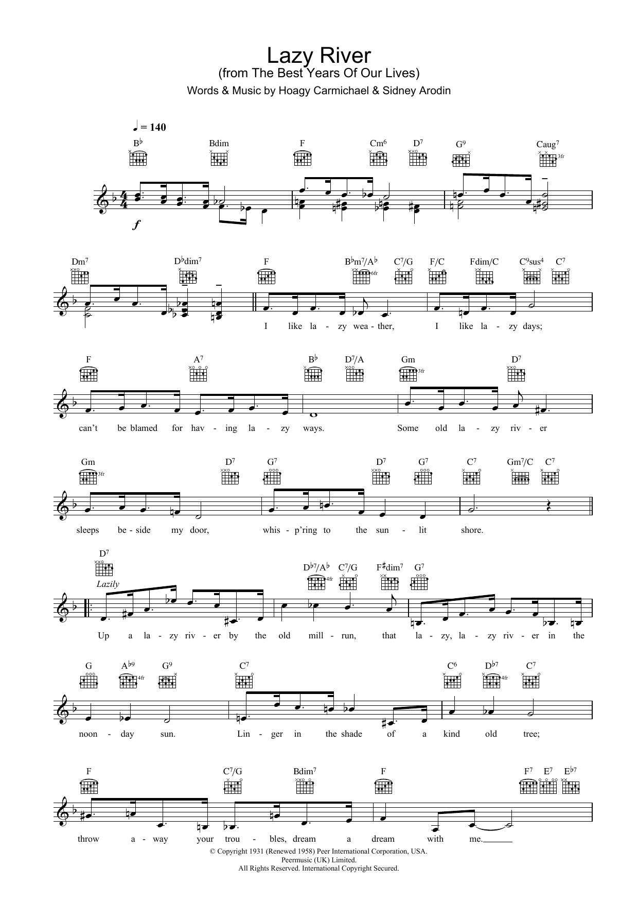 Bobby Darin - Lazy River