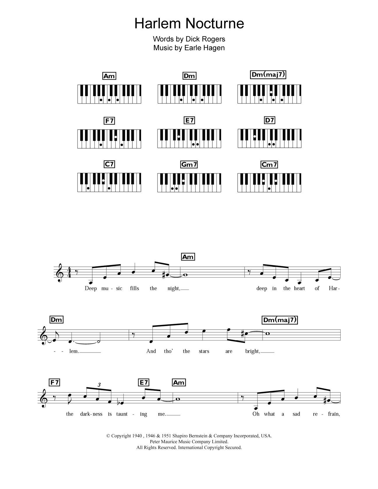 Duke Ellington - Harlem Nocturne