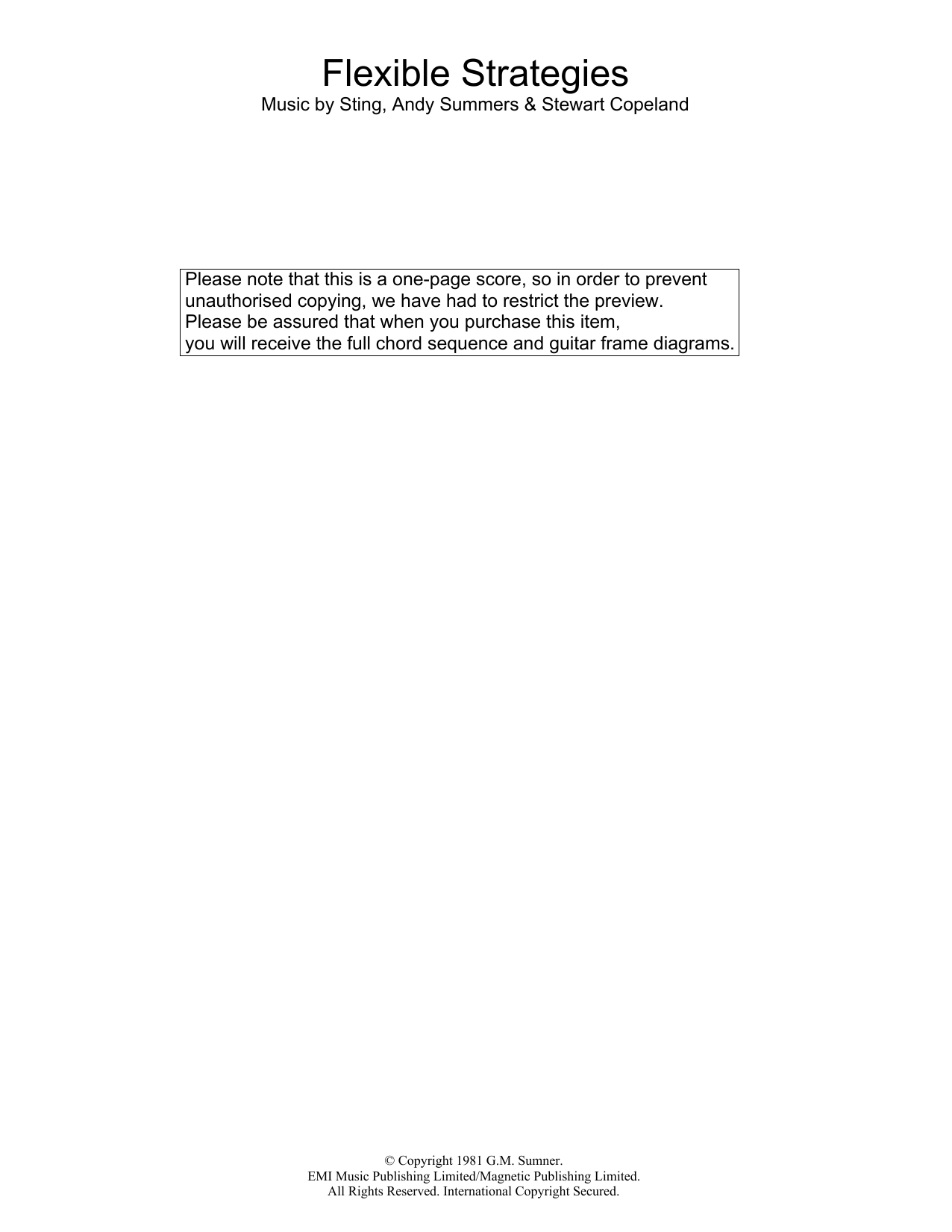 Sheet music digital files to print licensed guitar chordslyrics flexible strategies hexwebz Gallery