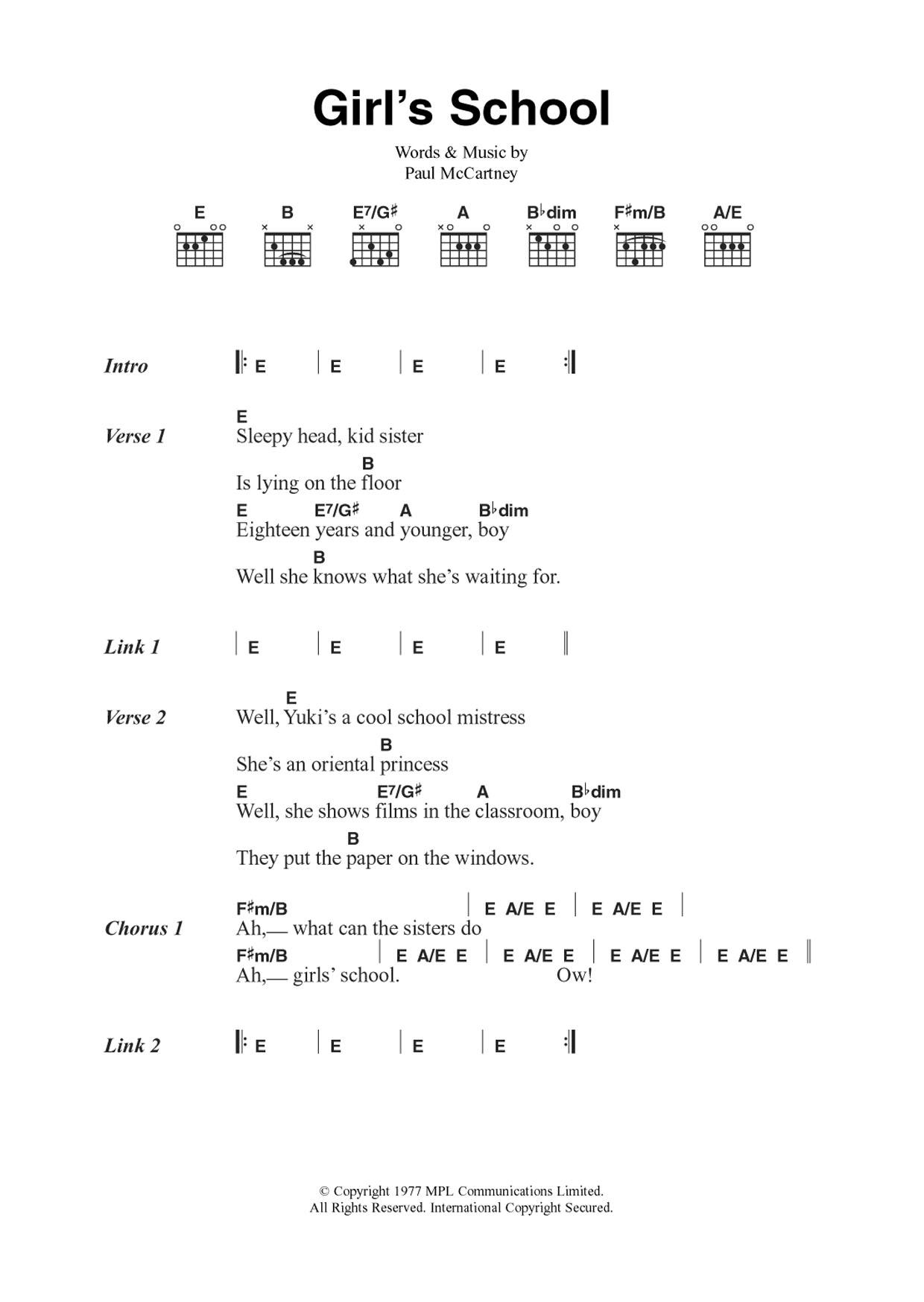 accord guitare bdim