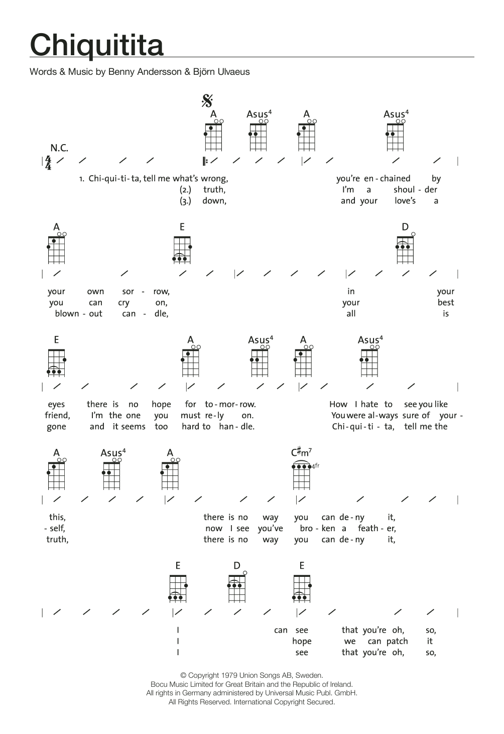 Sheet music digital files to print licensed ukulele chords sheet music digital by merriam music hexwebz Image collections