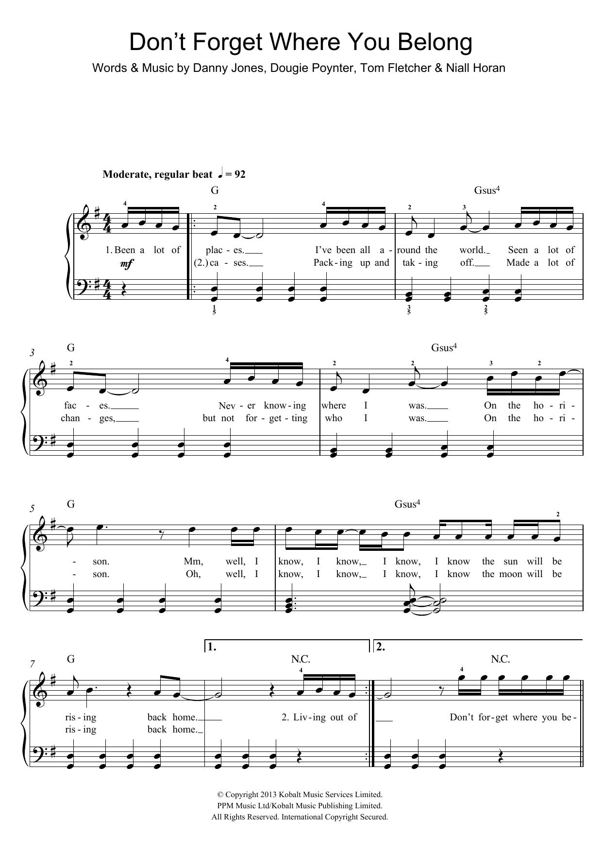 Sheet Music Digital Files To Print Licensed Danny Jones Digital