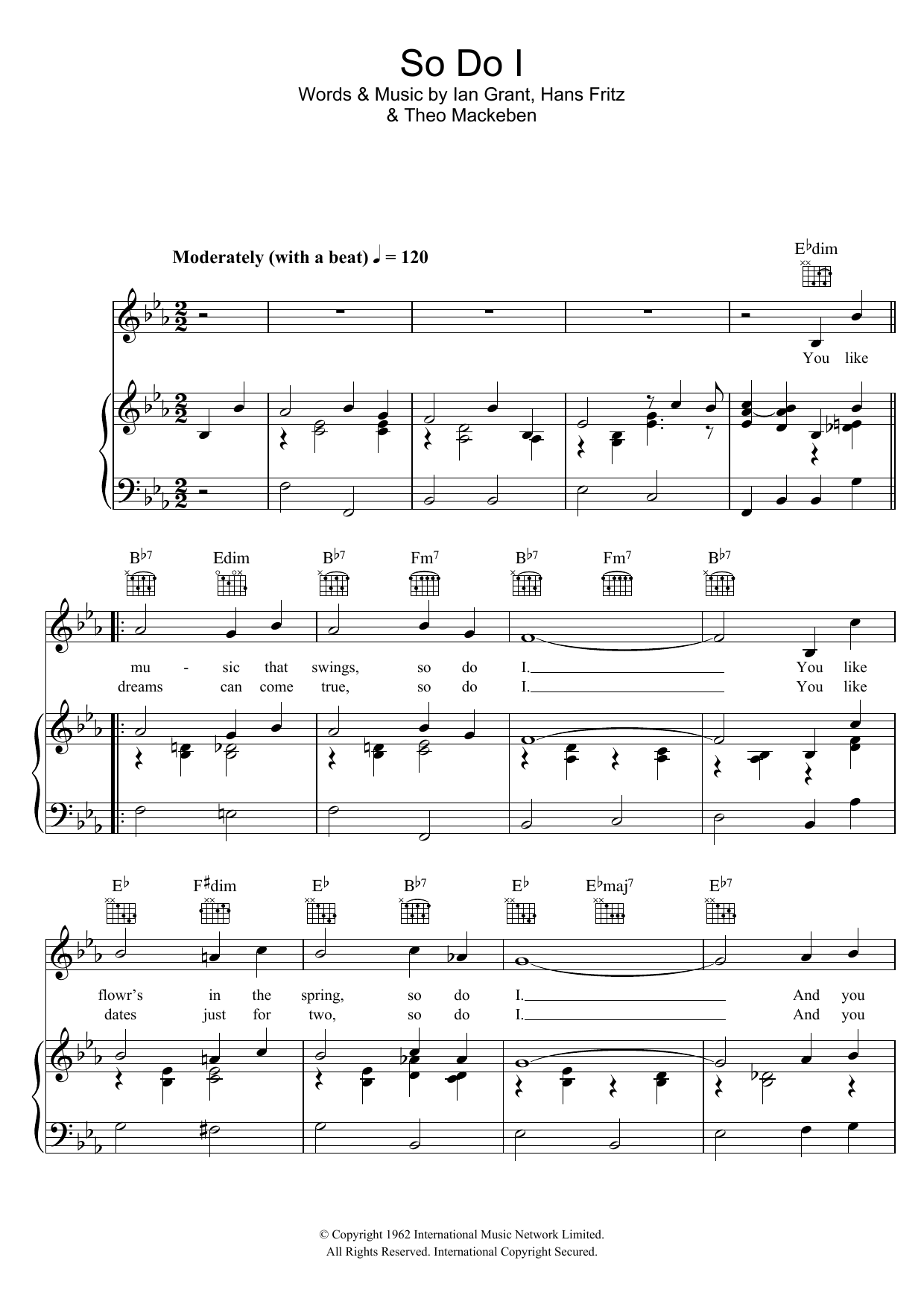Kenny Ball - So Do I