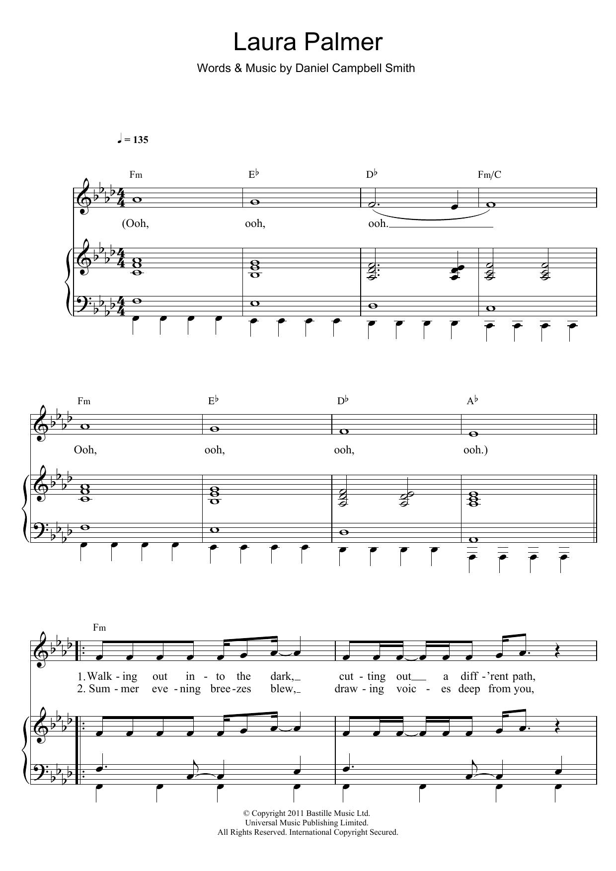 Bastille - Laura Palmer