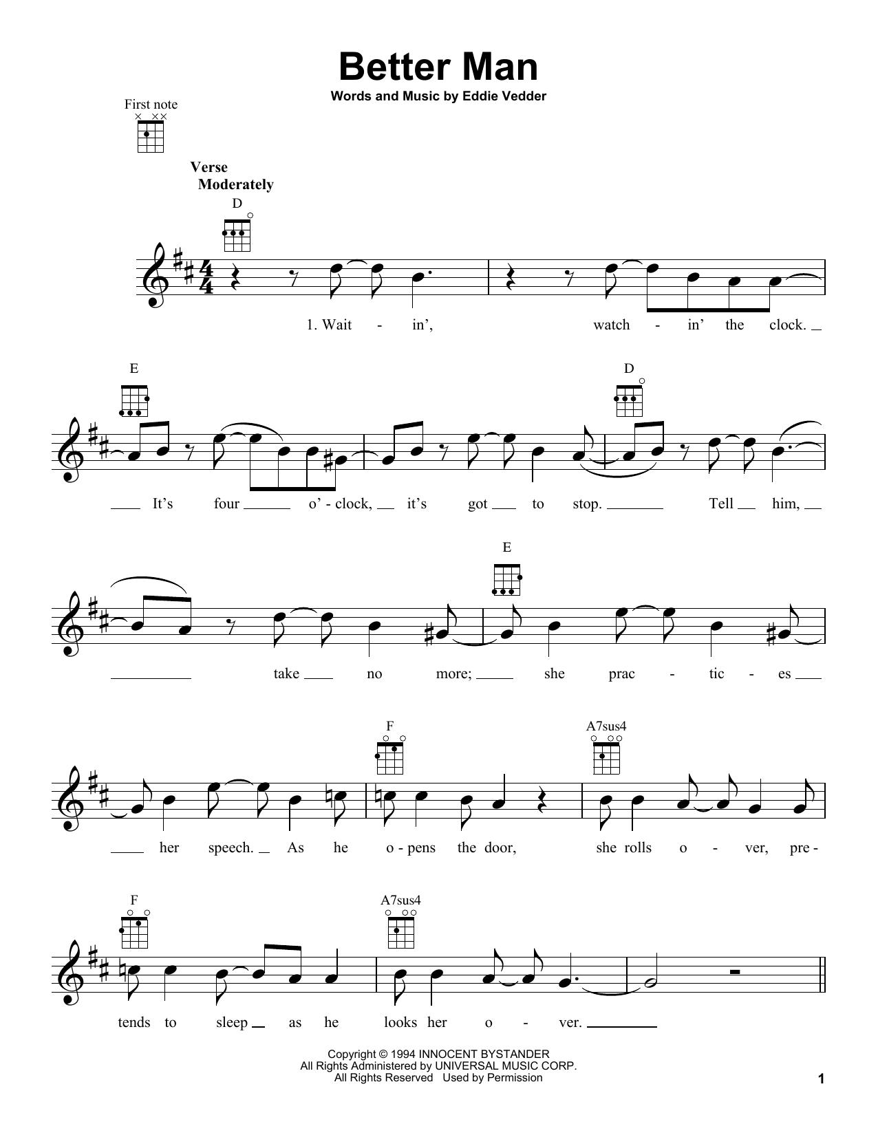 Sheet Music Digital Files To Print Licensed Pearl Jam Digital