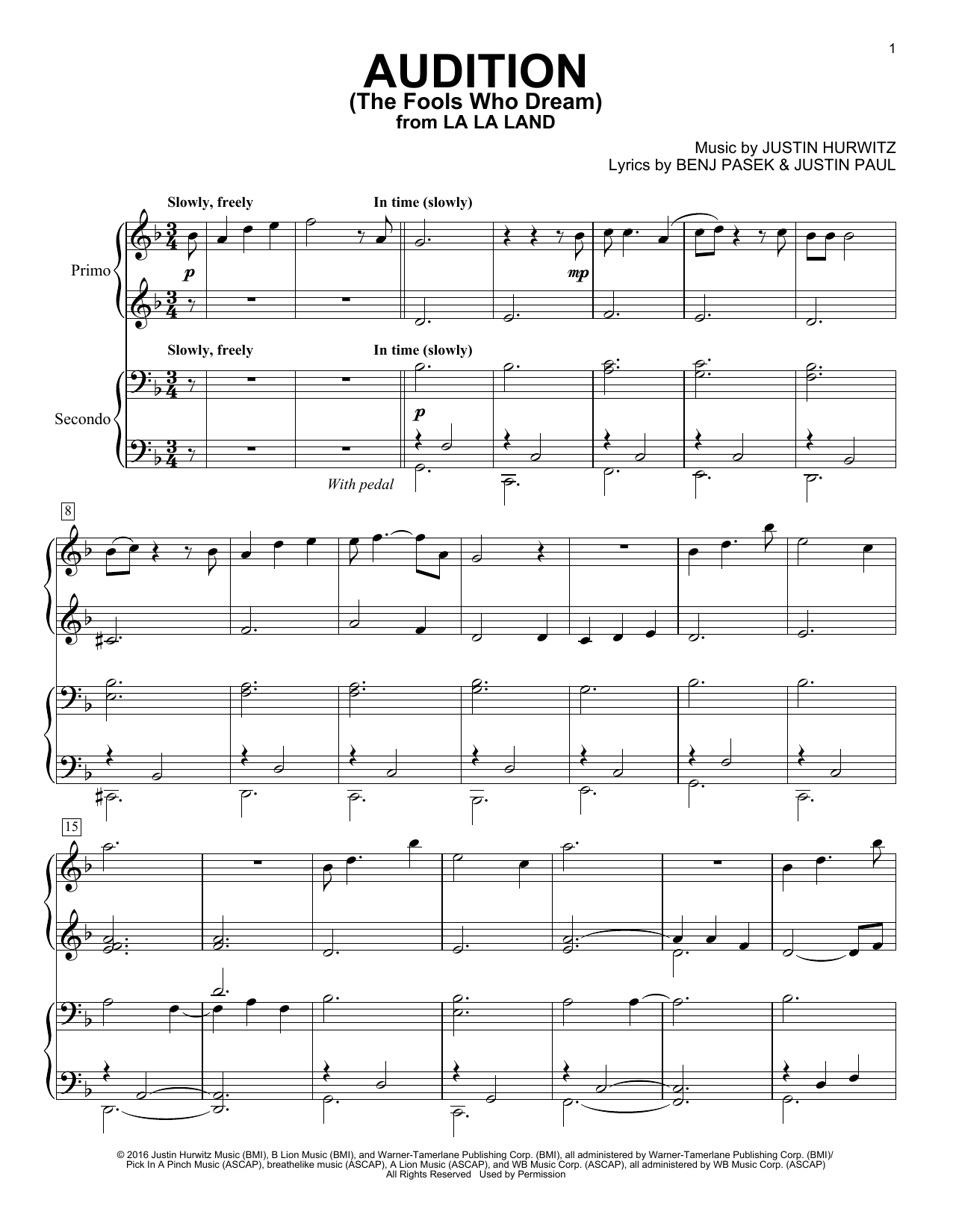 sheet music digital files to print