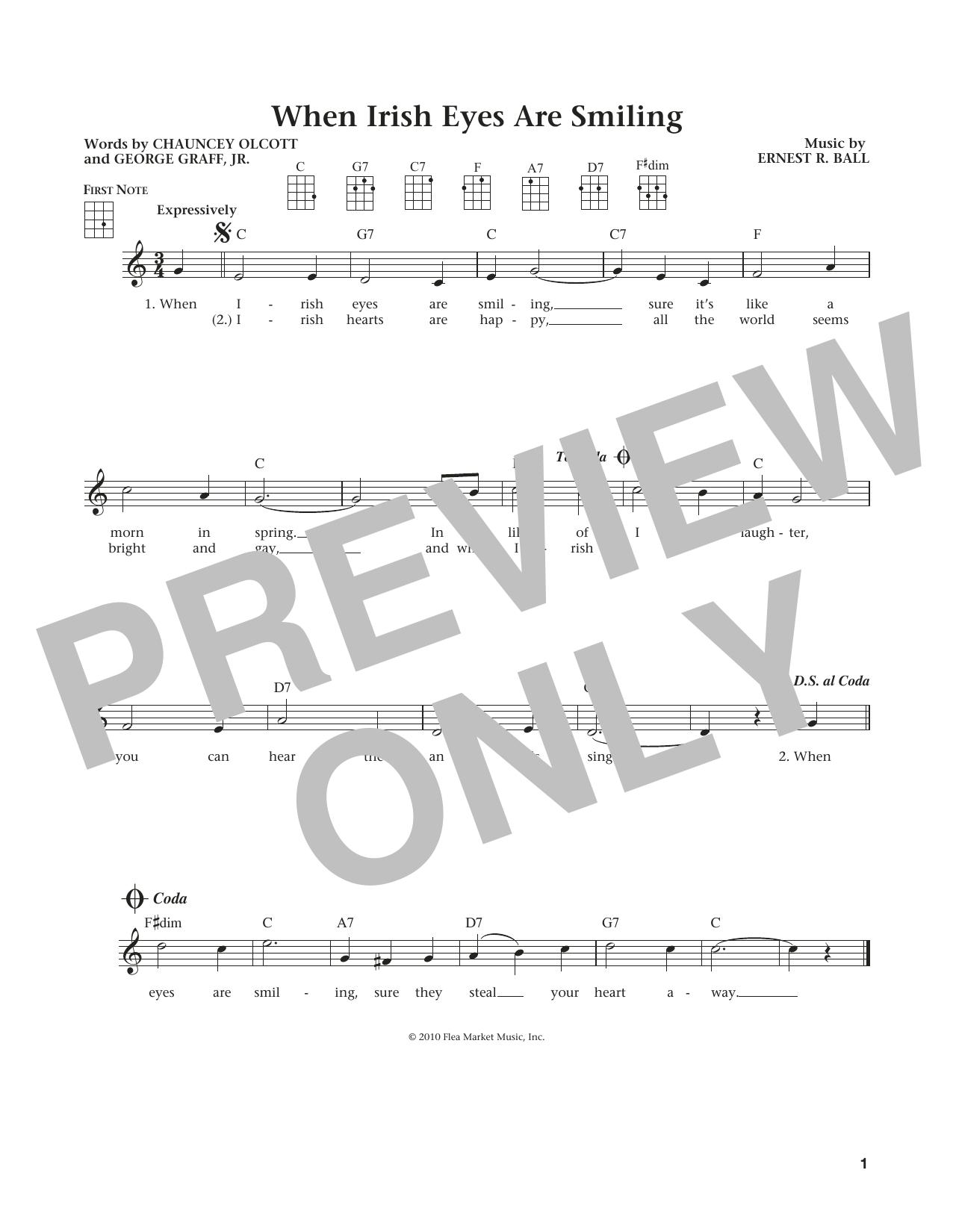 Sheet Music Digital Files To Print Licensed George Graff Jr