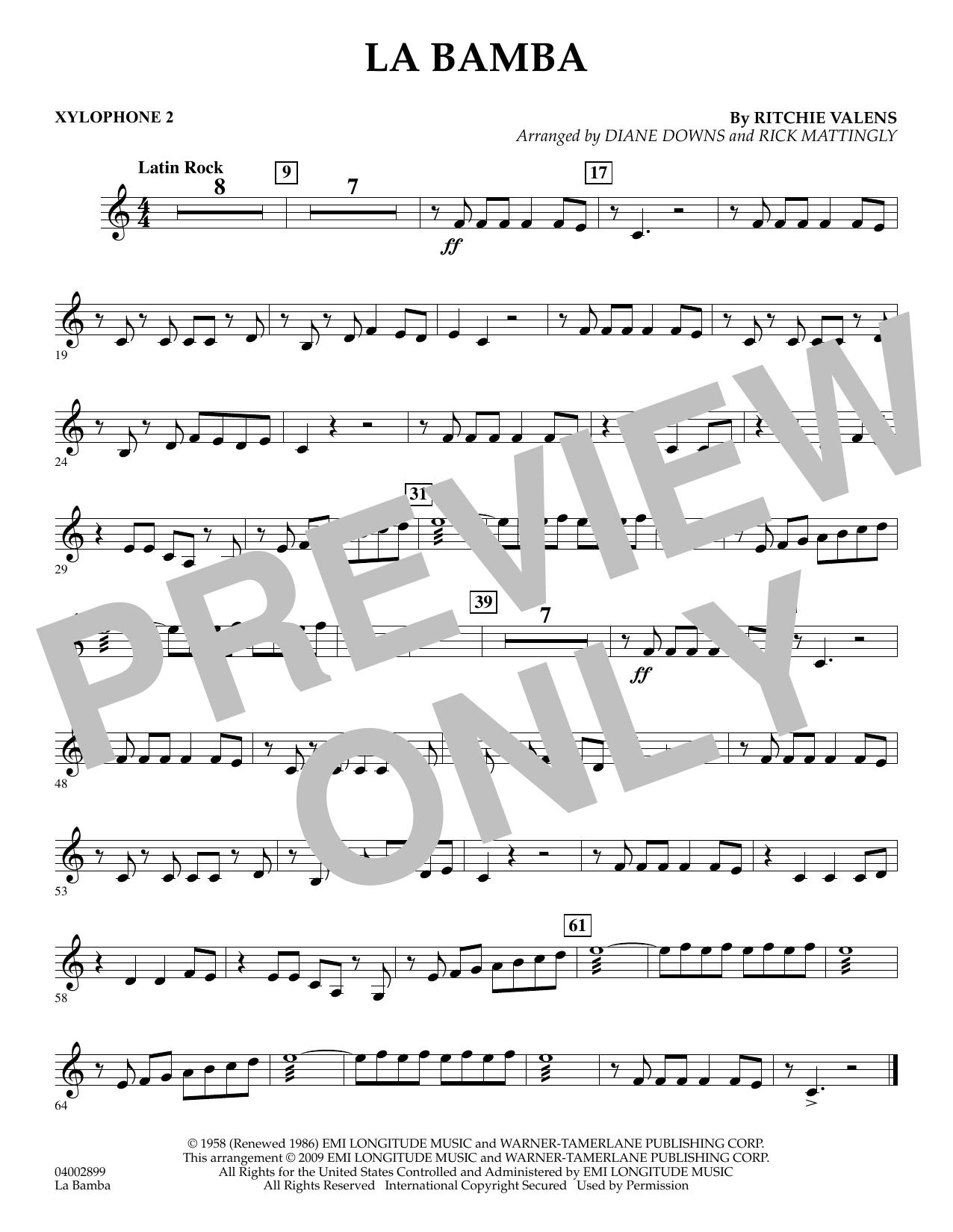 Rick Mattingly - La Bamba - Xylophone 2