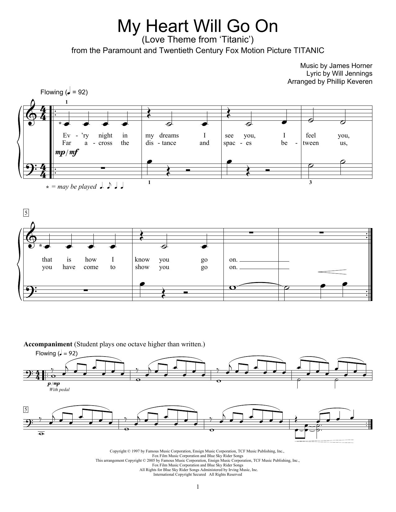 Deja Vu - My Heart Will Go On (Love Theme From 'Titanic')