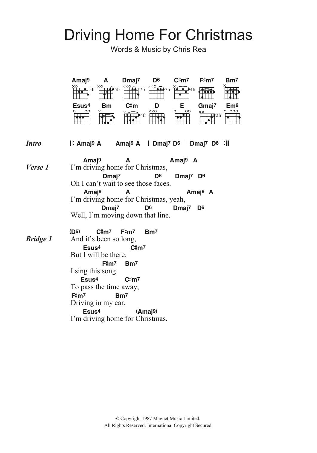 Guitar chord sheet music at stantons sheet music hexwebz Gallery