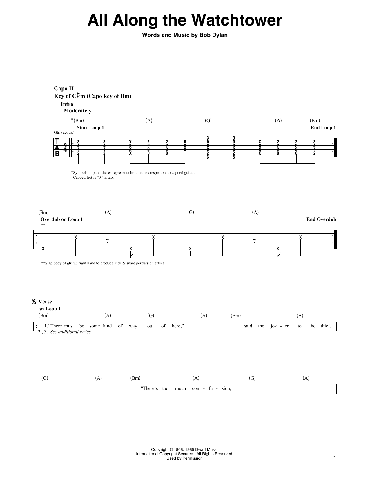 Sheet Music Digital Files To Print Licensed The Jimi Hendrix