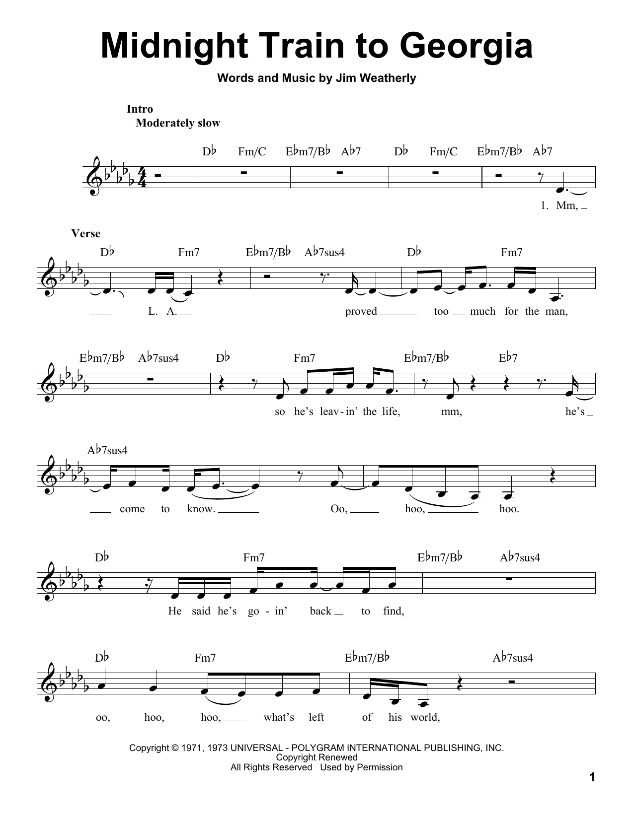 Sheet Music Digital Files To Print Licensed Gladys Knight The