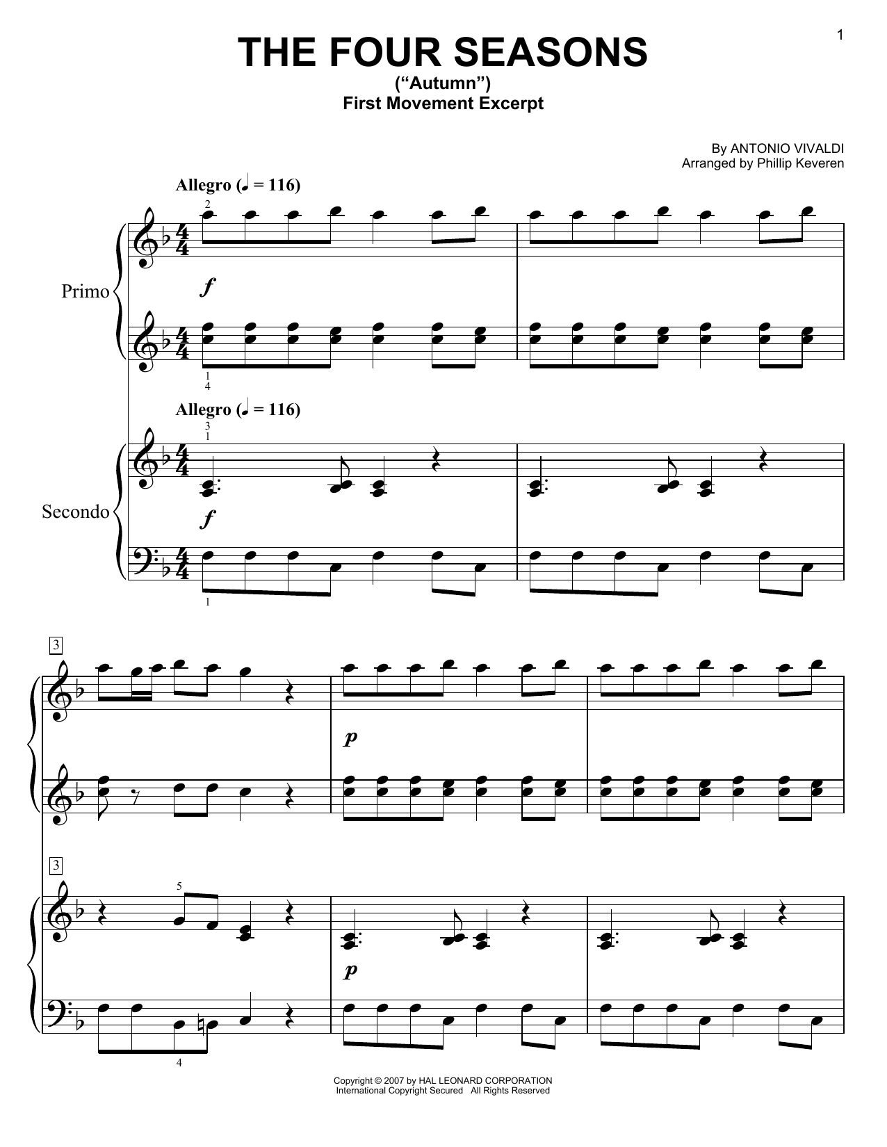 Sheet music digital files to print licensed antonio vivaldi sheet music digital files to print licensed antonio vivaldi digital sheet music hexwebz Images