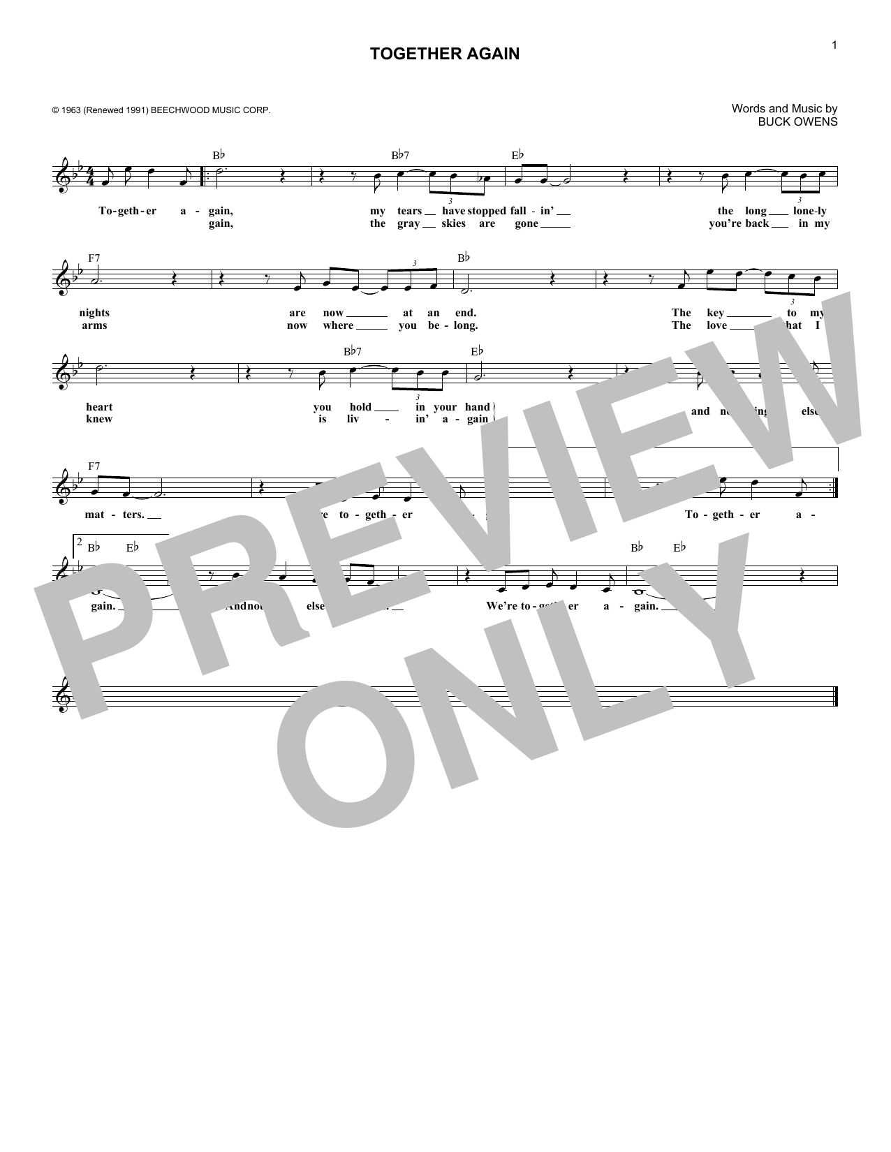 Emmylou Harris - Together Again