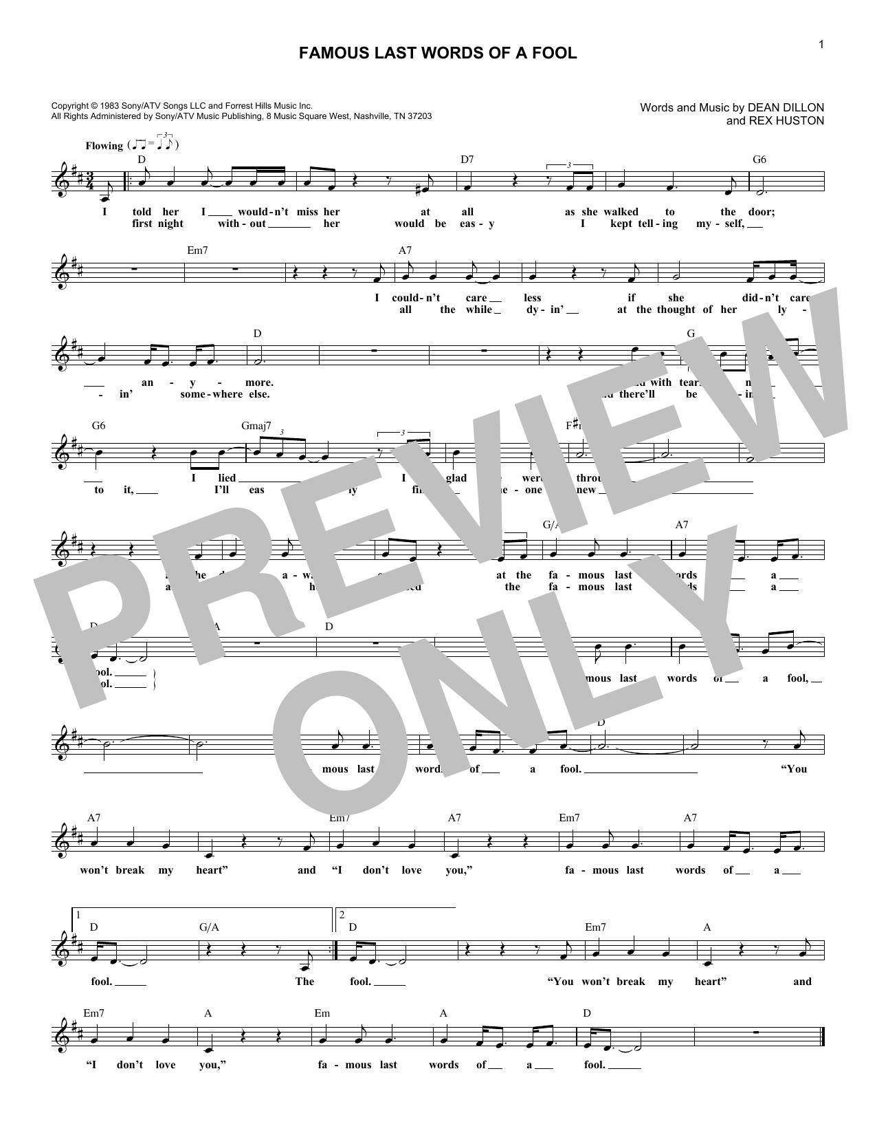 Sheet Music Digital Files To Print Licensed George Strait Digital
