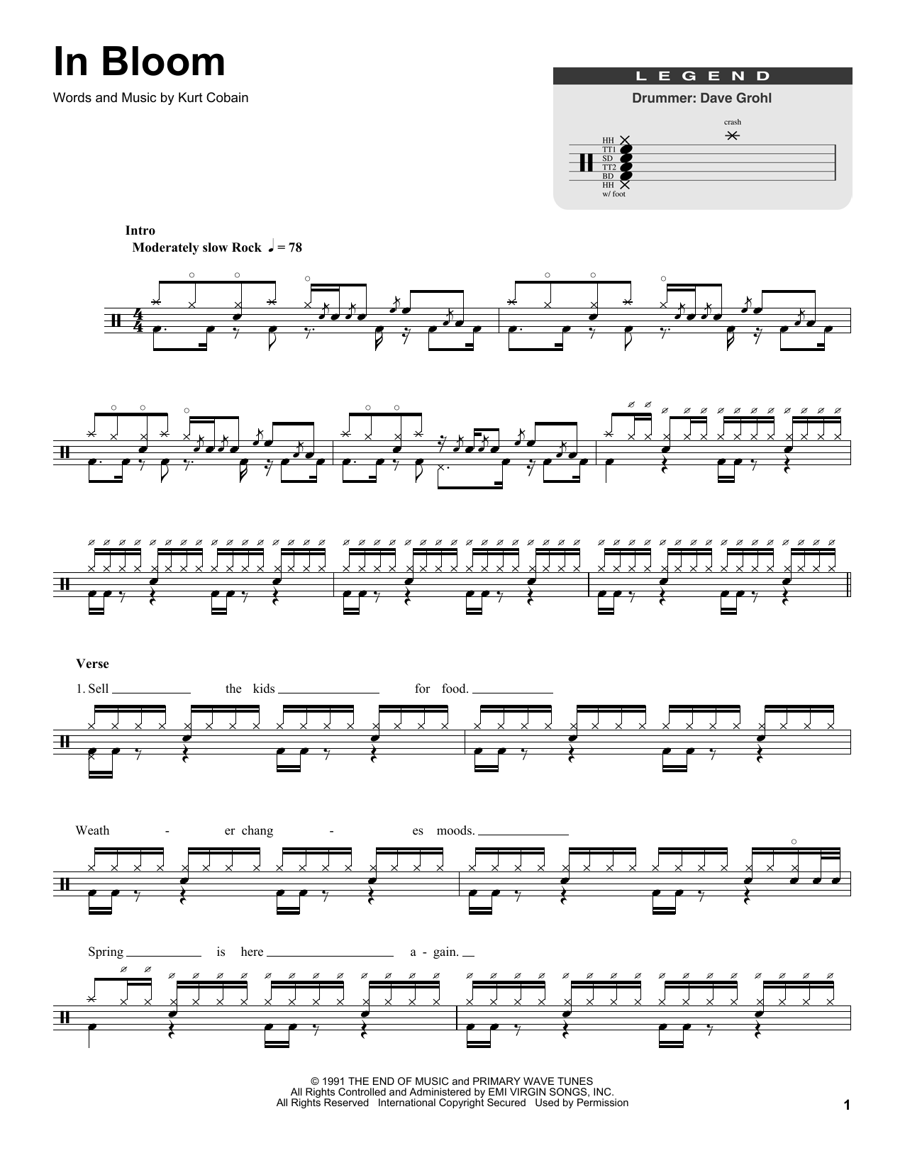 hotel california drum sheet music pdf