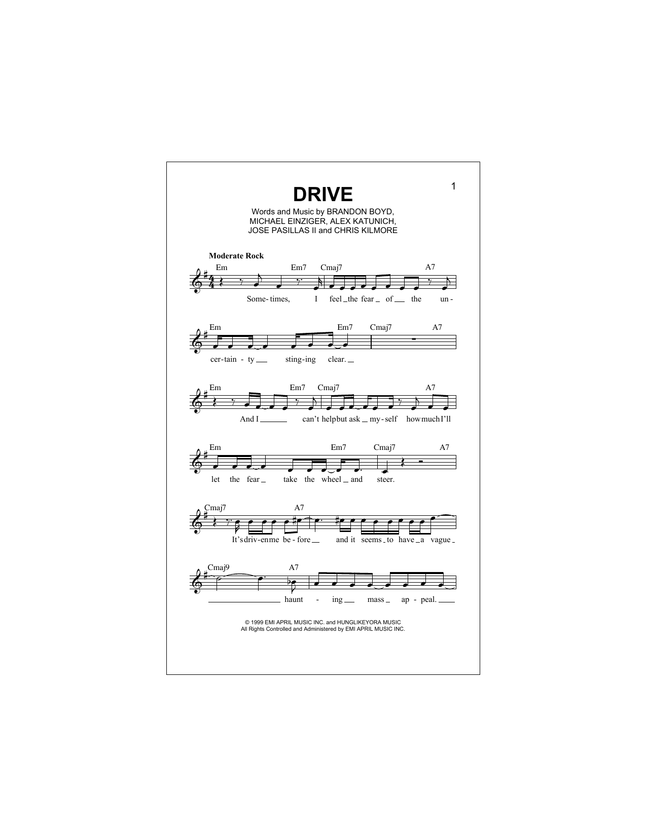 Sheet music digital files to print licensed incubus digital file types hexwebz Image collections