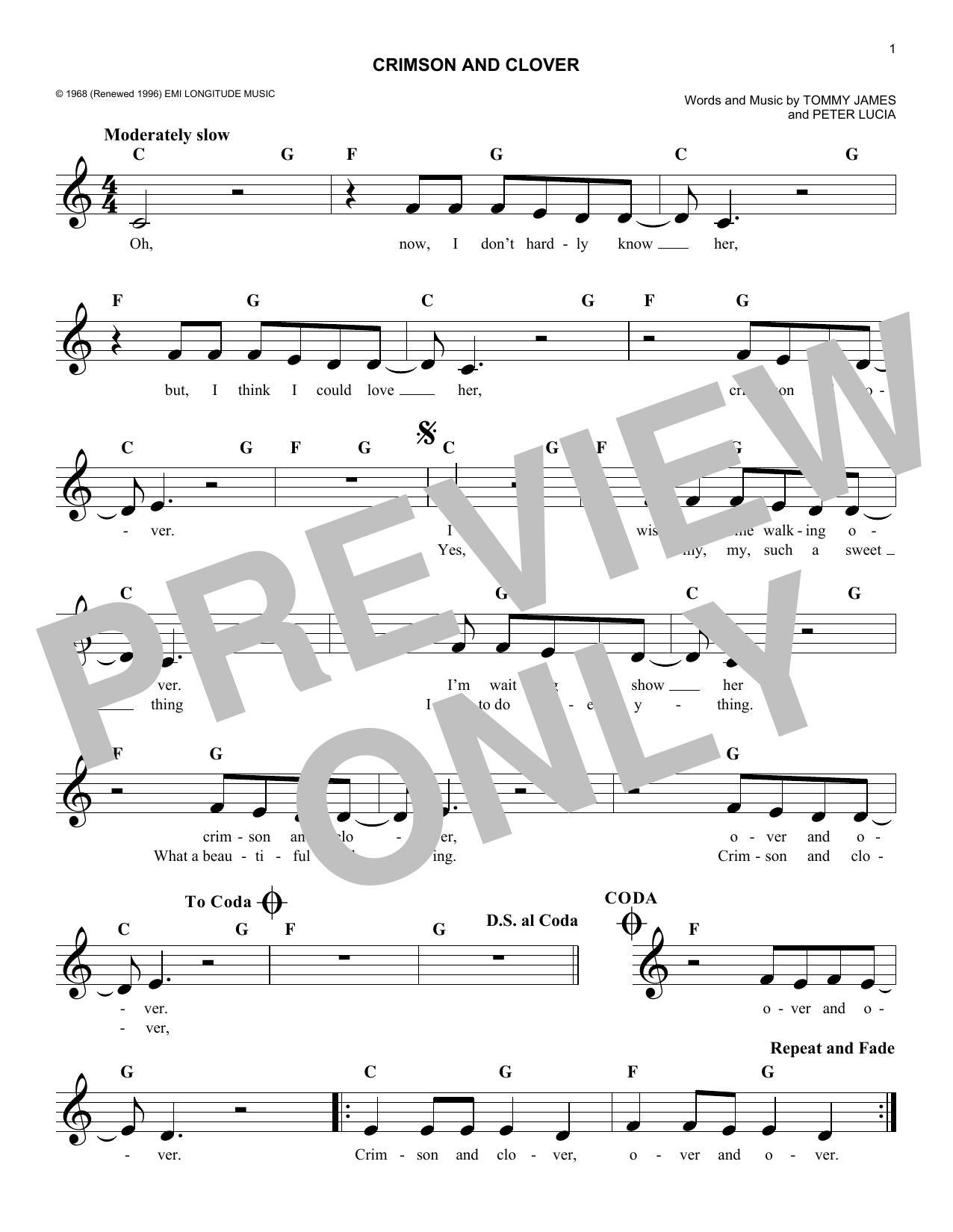 Sheet Music Digital Files To Print Licensed Joan Jett Digital