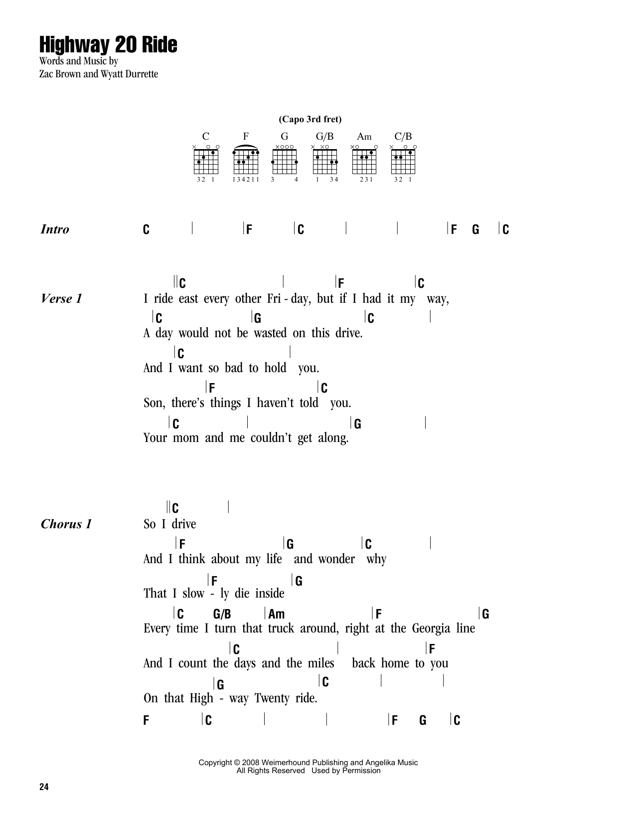 Sheet music digital files to print licensed zac brown band sheet music digital files to print licensed zac brown band digital sheet music hexwebz Images