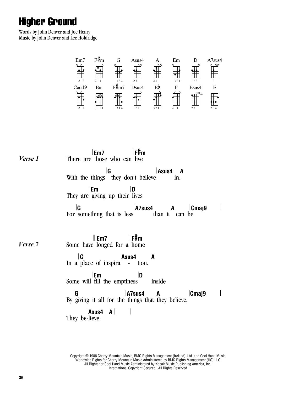 Sheet music digital files to print licensed ukulele chords sheet music digital by merriam music hexwebz Gallery