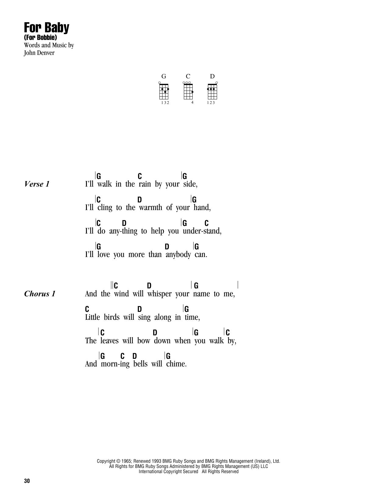 John denver grandma s feather bed sheet music - Sheet Music Digital By Merriam Music