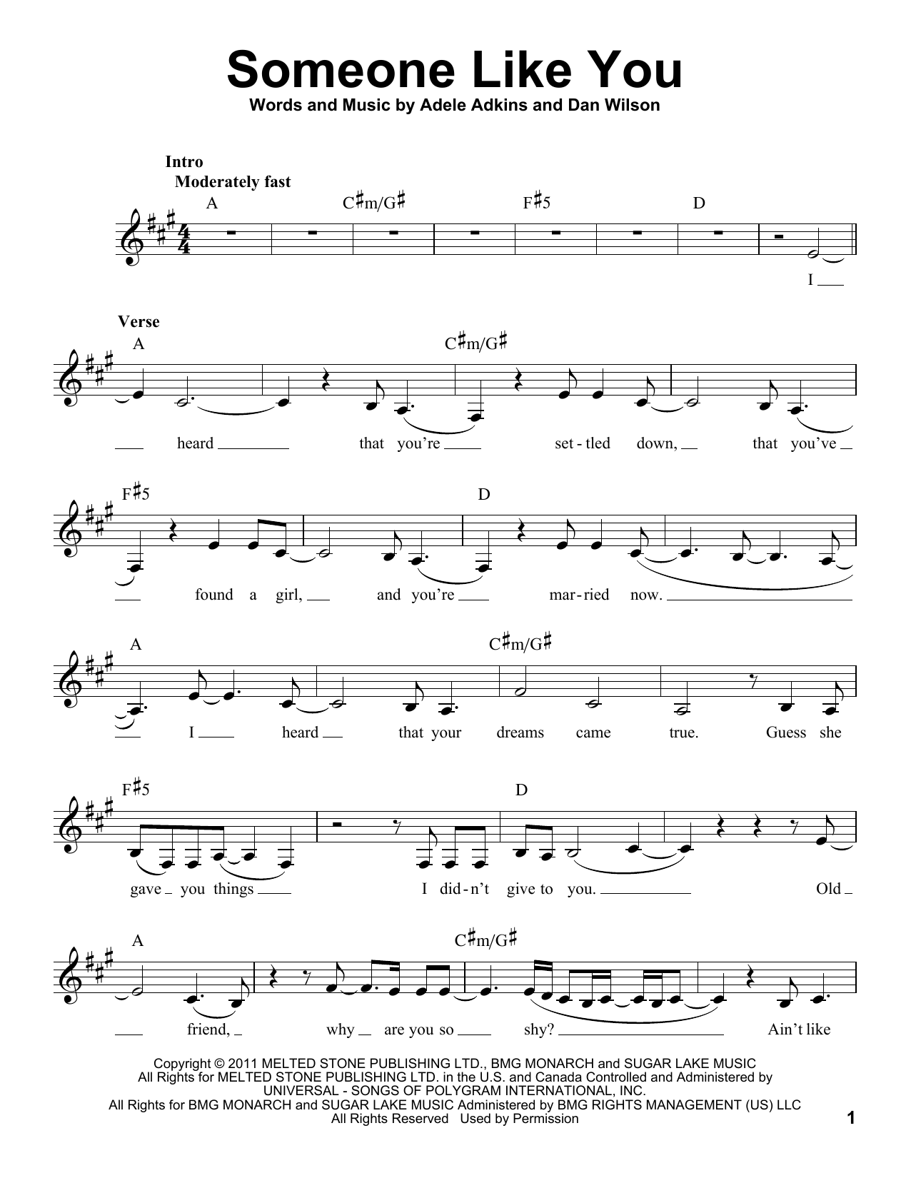 Sheet music digital files to print licensed adele adkins digital sheet music digital by merriam music hexwebz Image collections