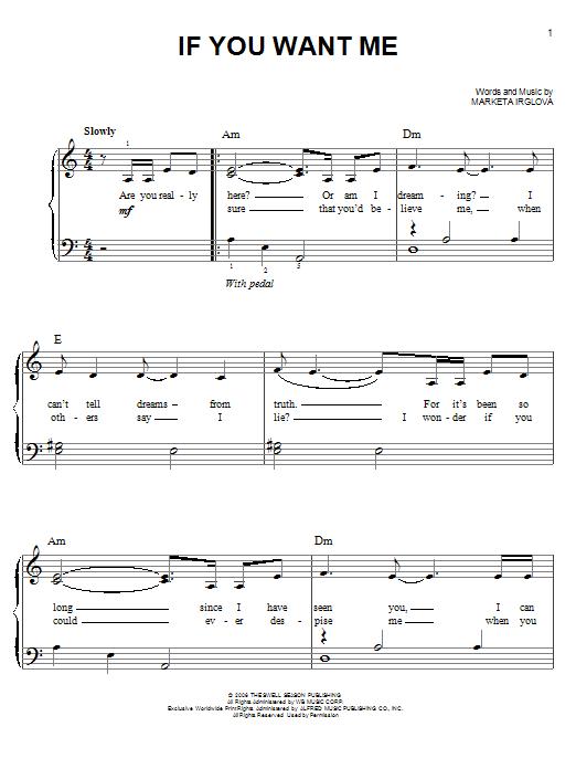 Sheet Music Digital Files To Print - Licensed Marketa Irglova ...