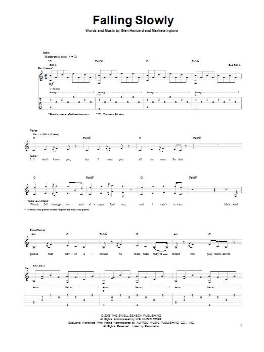 Sheet Music Digital Files To Print Licensed Marketa Irglova