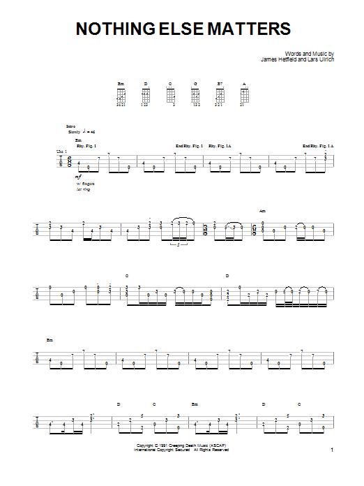 Sheet Music Digital Files To Print Licensed Metallica Digital