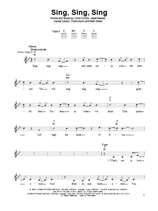 Sheet Music Digital Files To Print - Licensed Travis Nunn Digital ...