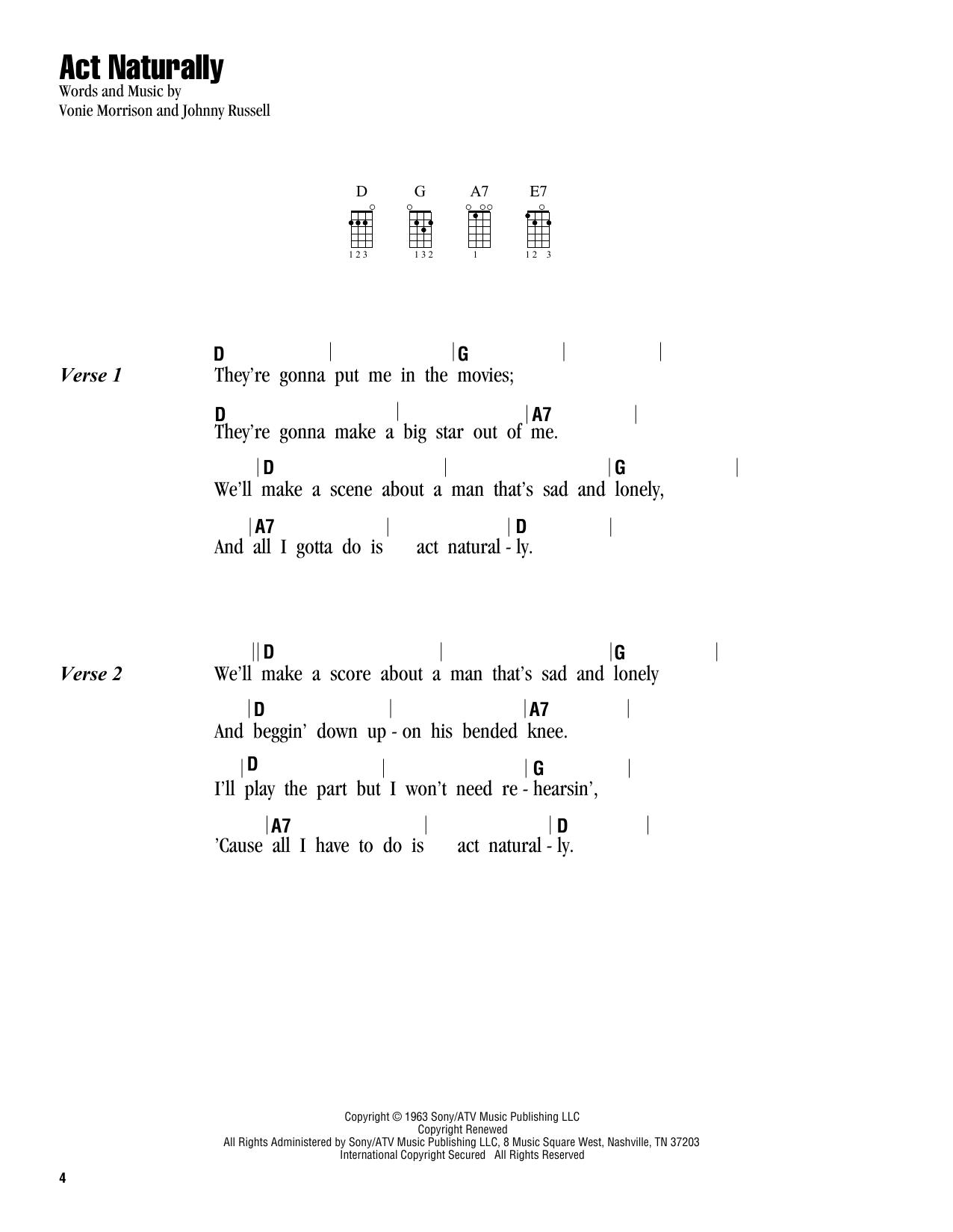 Sheet music digital files to print licensed ukulele chords sheet music digital files to print licensed ukulele chordslyrics digital sheet music hexwebz Choice Image