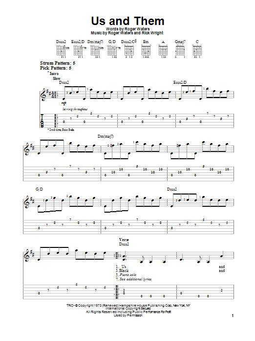 Sheet Music Digital Files To Print Licensed Pink Floyd Digital