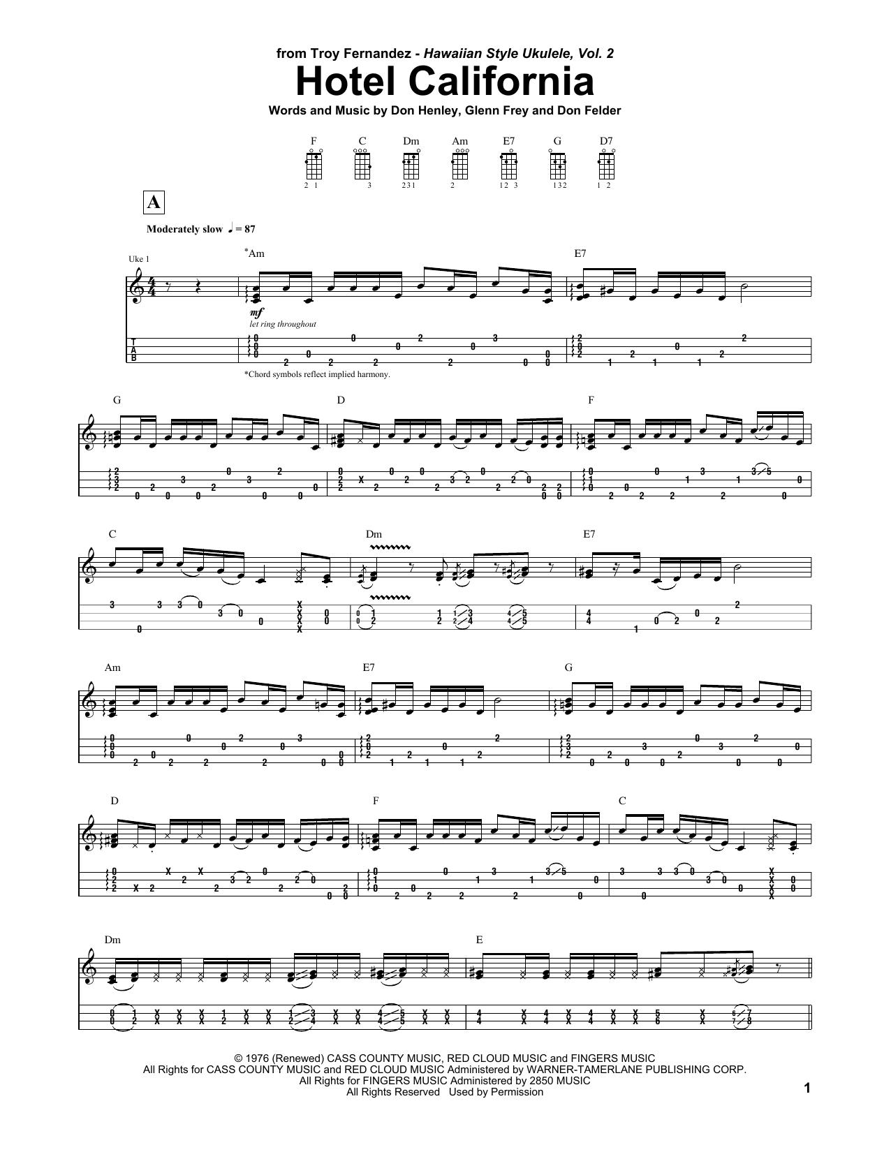 Sheet music digital files to print licensed don felder digital sheet music digital by merriam music hexwebz Images