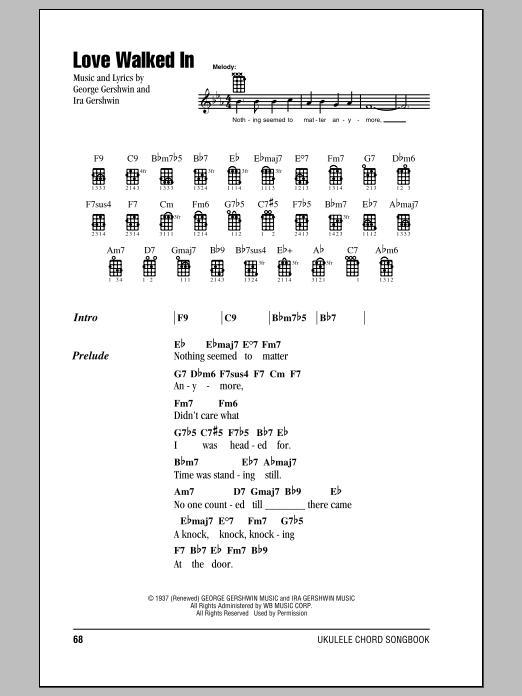 Sheet Music Digital Files To Print - Licensed Ukulele Chords/Lyrics ...