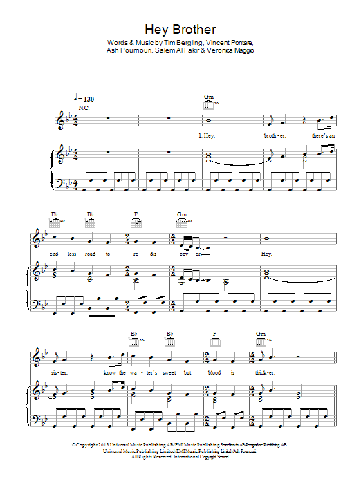 Sheet Music Digital Files To Print - Licensed Vincent Pontare ...