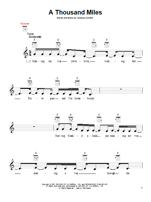 How to Play a Thousand Years on Piano Easy: 3 Steps