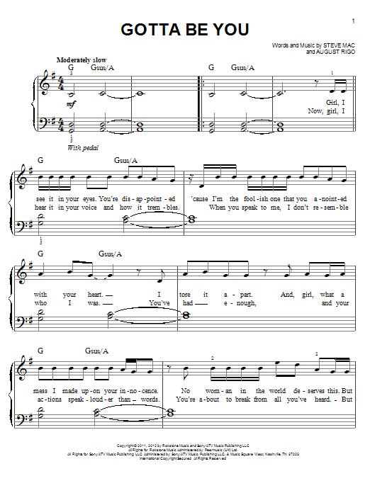 Sheet Music Digital Files To Print - Licensed One Direction Digital ...