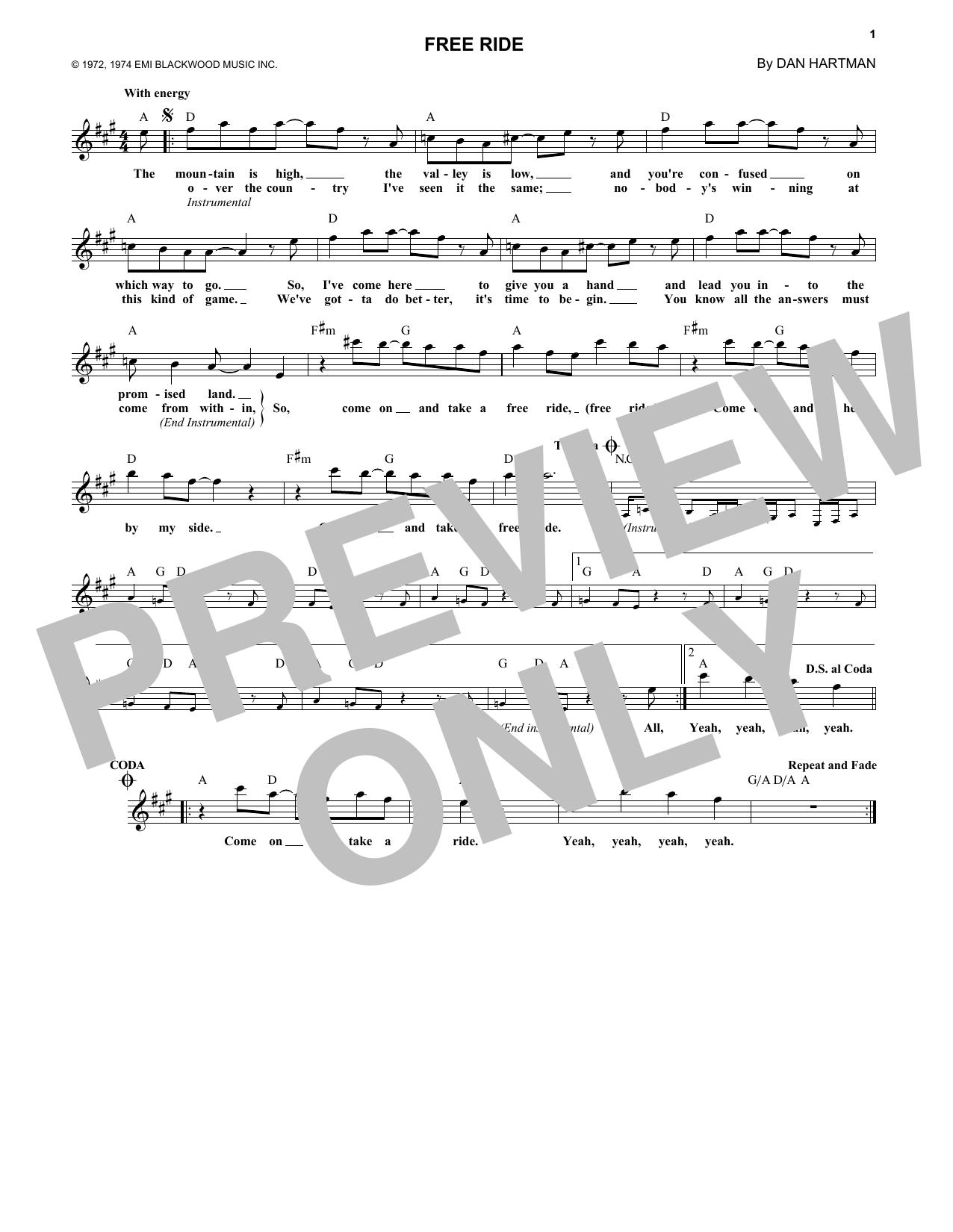 edgar winter frankenstein sheet music pdf