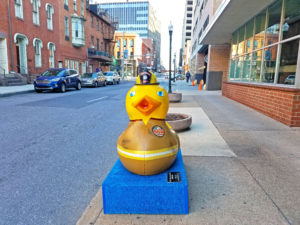Discover the Ducks Downtown, Harrisburg, PA