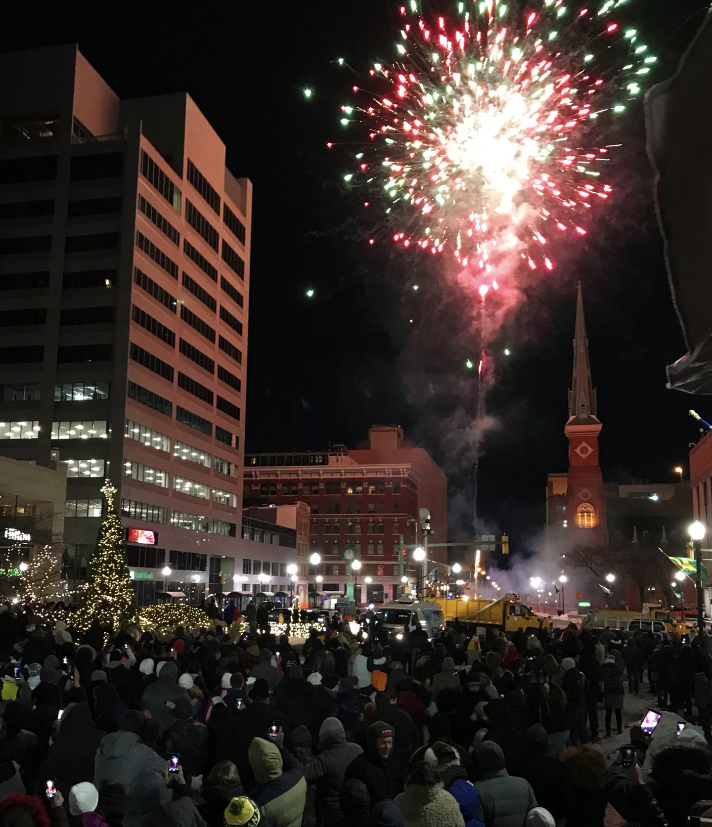 Harrisburg New Year's Eve 2018