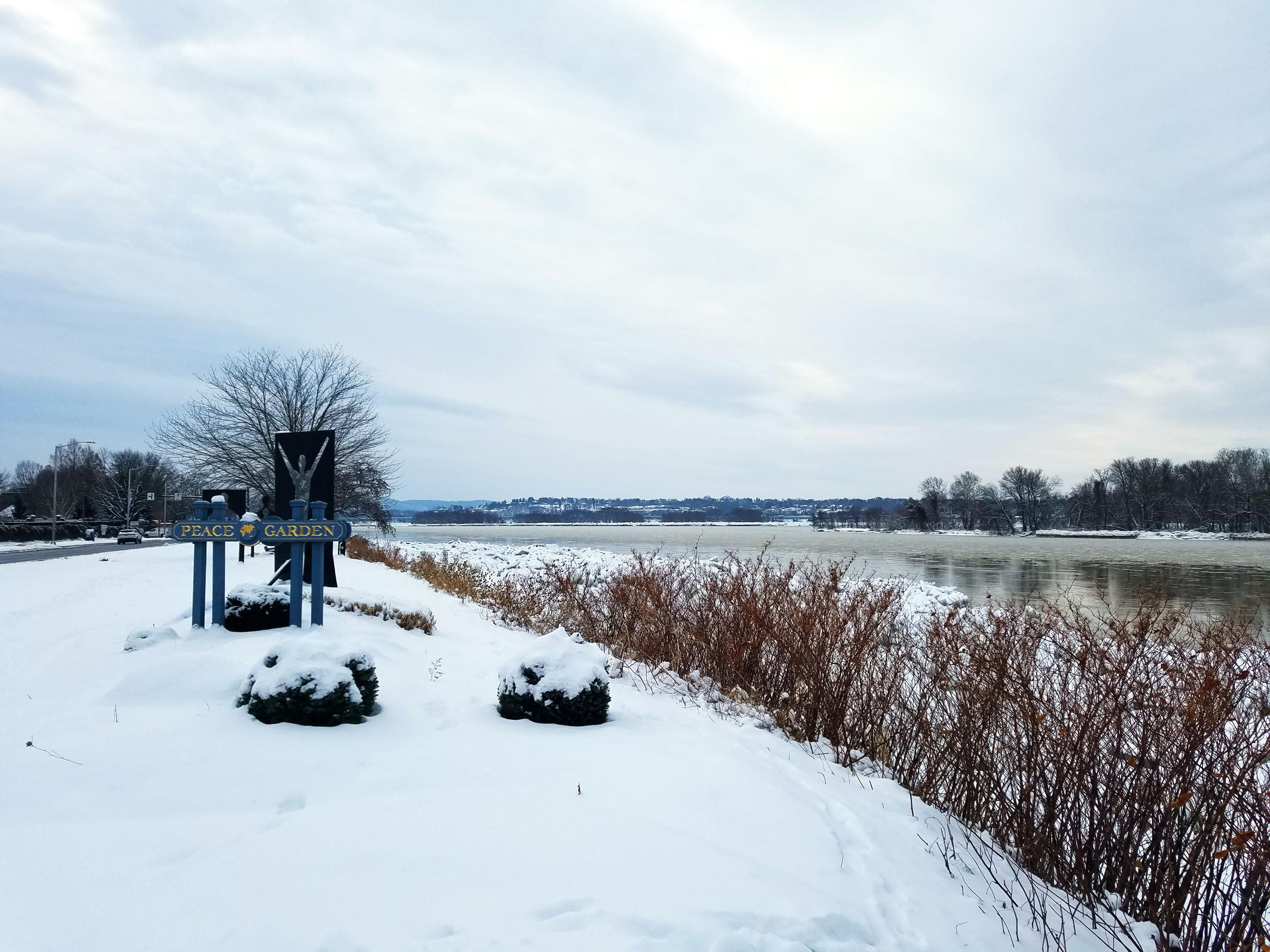 Harrisburg Pa Winter