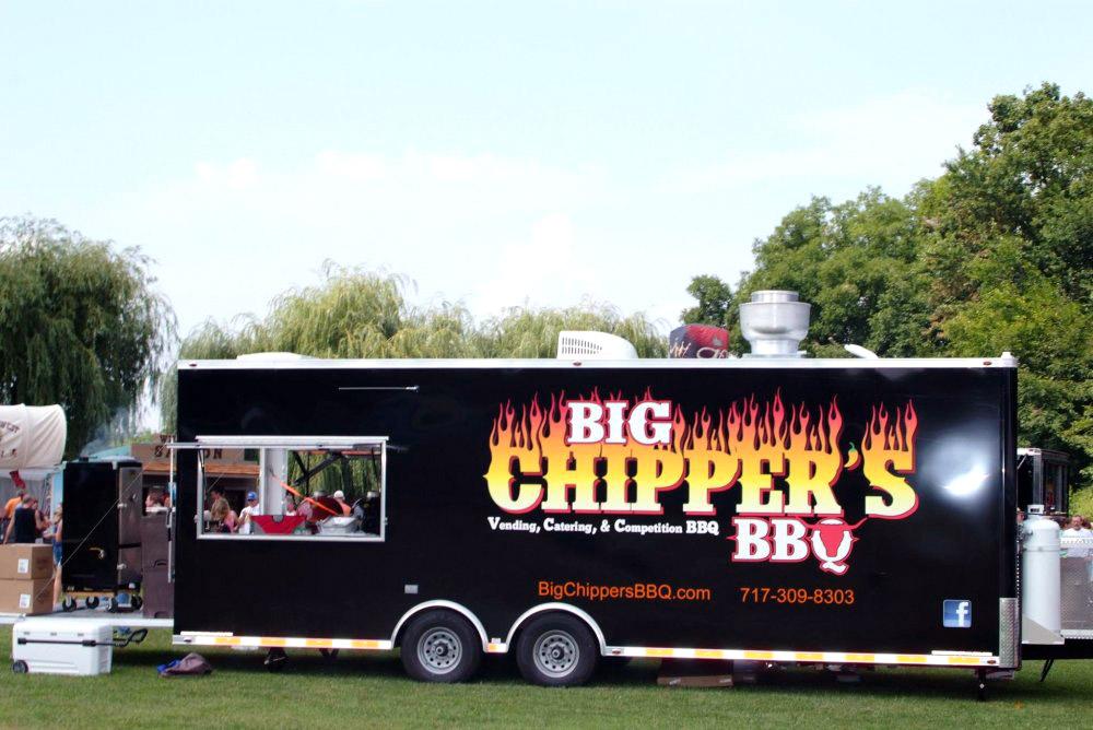 BBQ Food Truck