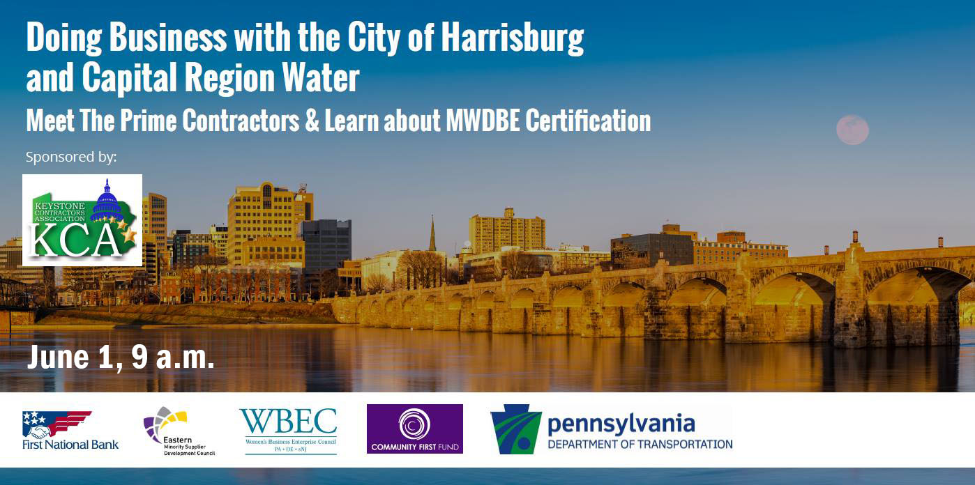 Meet the Primes & Learn about MWDBE Certification Program